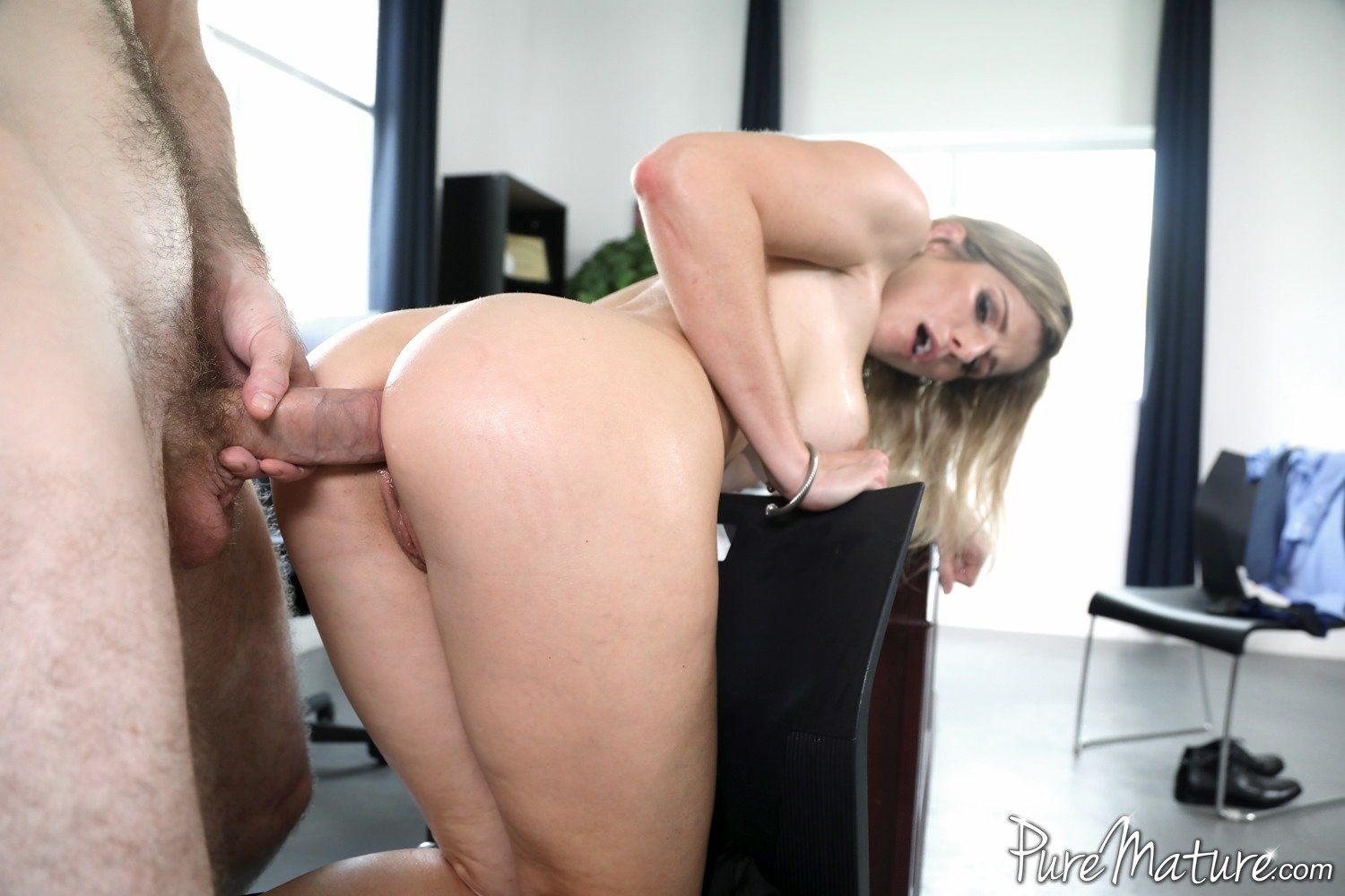 Excellent milf office 4some brilliant